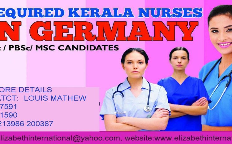 Required Nurses to Germany