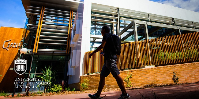 University of Wollongong Australia delegate visit